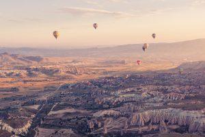Balony Turcja