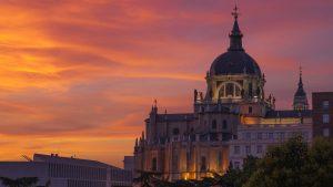 Architektura Madryt