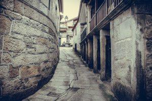 stare uliczki