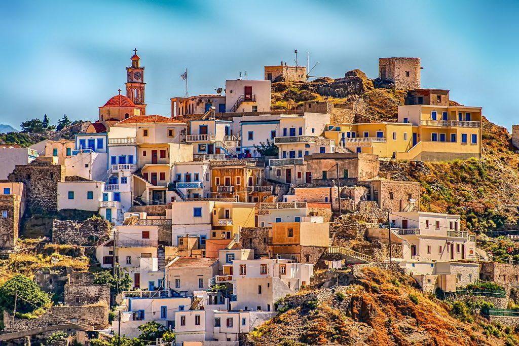 miasto w grecji