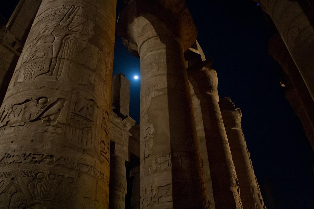 Egzotyczne wczasy w Egipcie