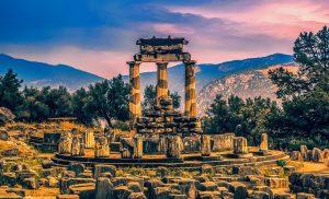 starożytne miasto